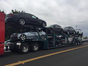 open car transport