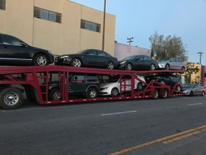 auction car transport