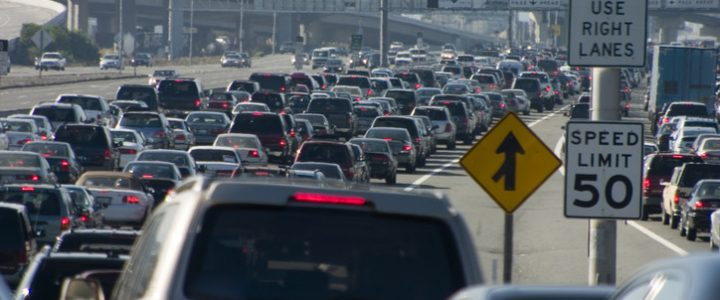 Which is the Worst One? Bay Area Highways' Congestion Rankings