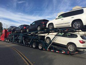 auto transport san francisco