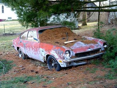 The Chevy Vega: Worst Car Ever
