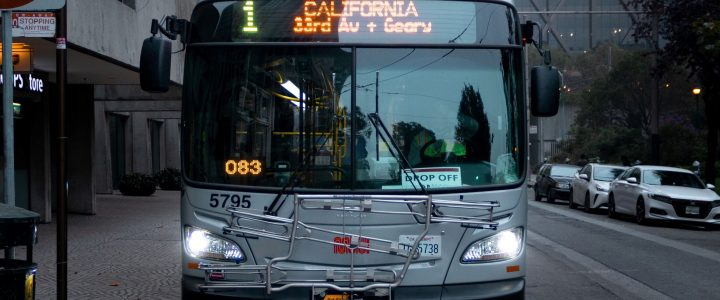 Muni Hybrid Buses Have Been Purchased and Designed