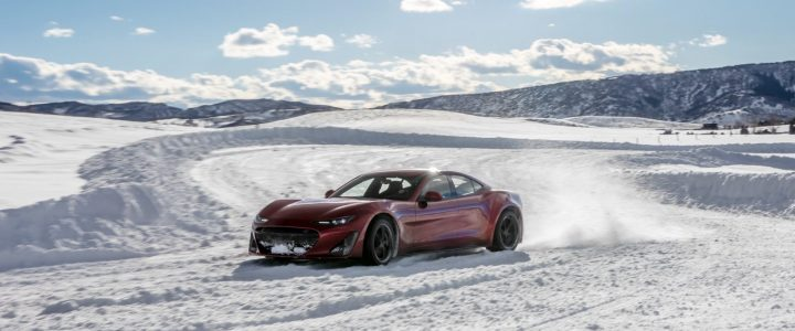 Drako Motors Has A Holy Roller! Check Out Their GTE Electric Supercar