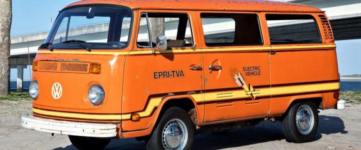Volkswagen Elektrotransporter EV Bus Will Ride Again In Restoration